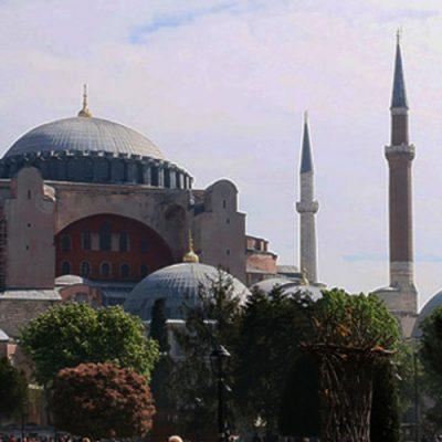 Hagia Sophia - Turkije