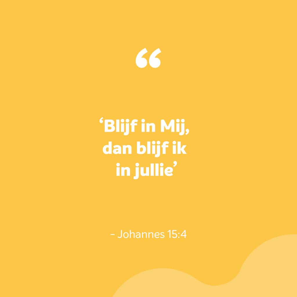 Johannes 15:4