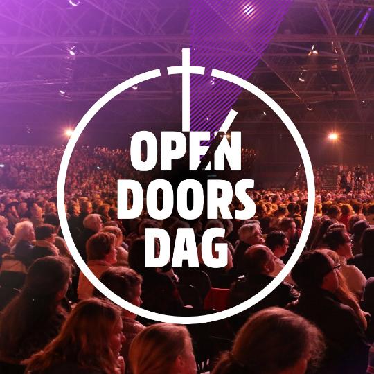 Open Doors-dag 6 november 2021